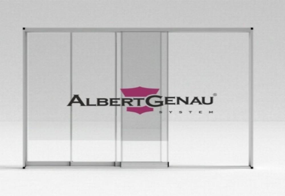 Albert Genau - Sliding Systems (SLIDER 08)