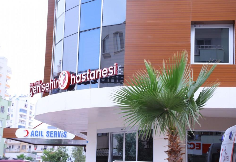 Erdemli Yenişehir Hastanesi
