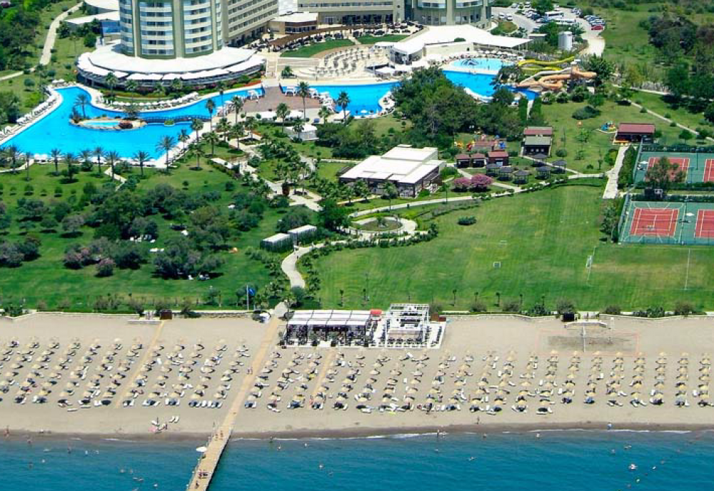 Lara Botanik Hotel