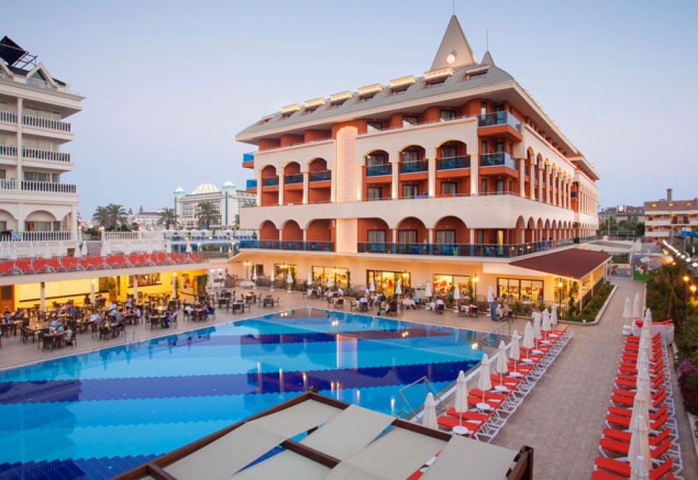 Orange Palace Otel
